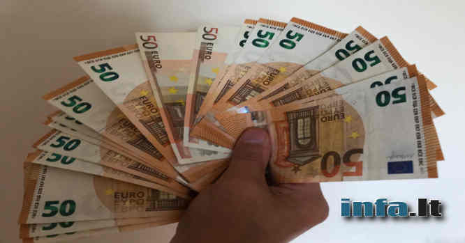 Pinigai - Kreditai
