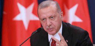 Turkijos prezidentas Erdoganas išsiunčia JAV, Vokietijos, Prancūzijos ir dar septynių šalių ambasadorius