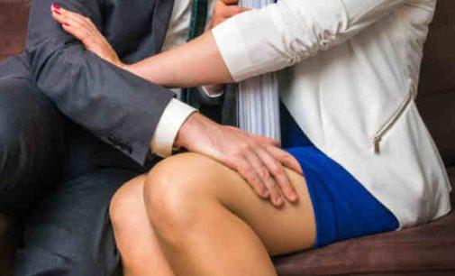 Seksualinio priekabiavimo byla nepradėta nagrinėti, nes nebuvo išversta į arabų kalbą