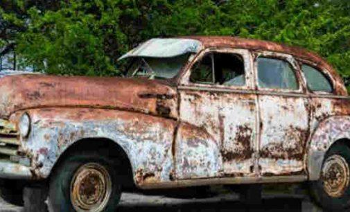 Konfiskavimas išvalys kiemus nuo neeksploatuojamų automobilių, – optimistiškai tvirtina M. Majauskas