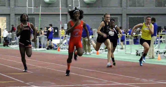 Transgenderiai mergaičių bėgimo varžybose