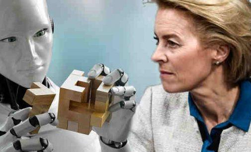 ES neleis amerikiečiams ir kinams užimti savo dirbtinio intelekto rinkos