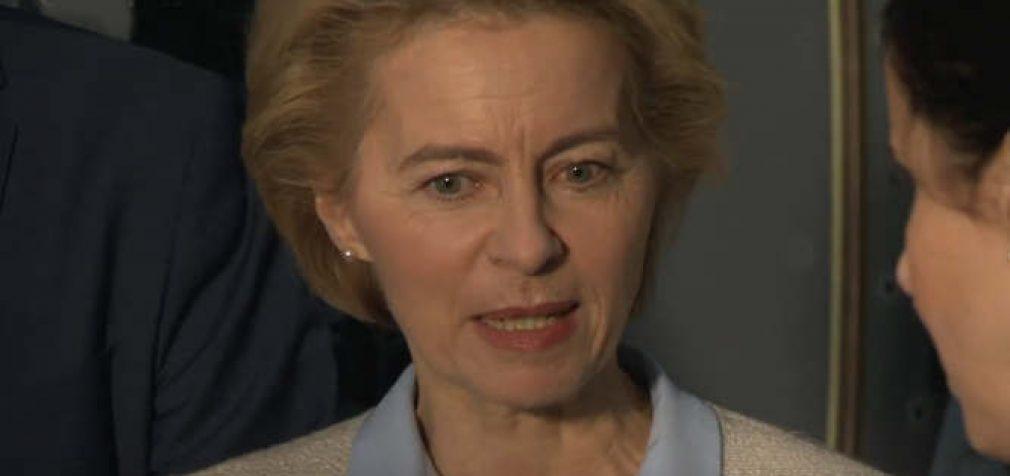 """Skirkite man """"Green Deal"""" lėšas arba aš neparemsiu ES biudžeto, reikalauja Ursula von der Leyen"""
