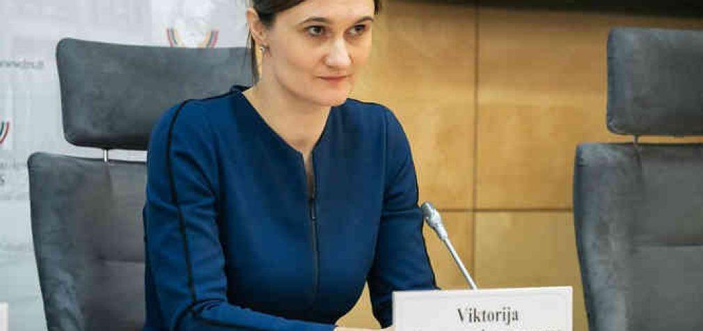 """Viktorija Čmilytė-Nielsen: """"Vasario 14-oji – nesitaikstymo su smurtu prieš moteris diena"""""""