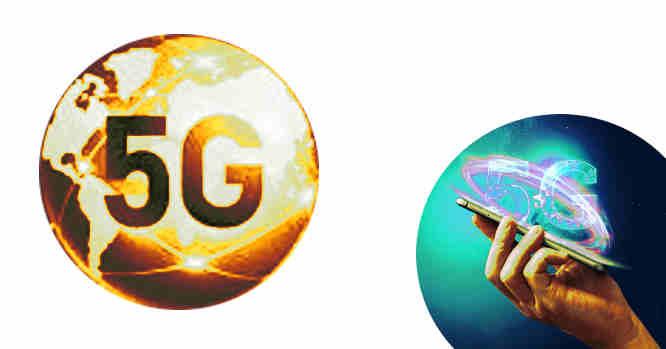 Žemė, 5G, gyvybė