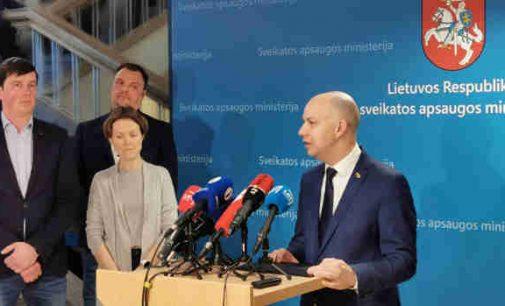 Naujų koronaviruso atvejų Lietuvoje nėra, tačiau valstybei skubiai prireikė dezinfekcinio skysčio