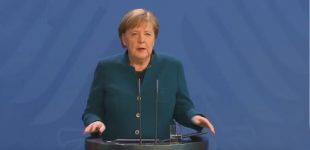 Angela Merkel karantine po to, kai ją skiepijusiam gydytojui nustatytas COVID-19