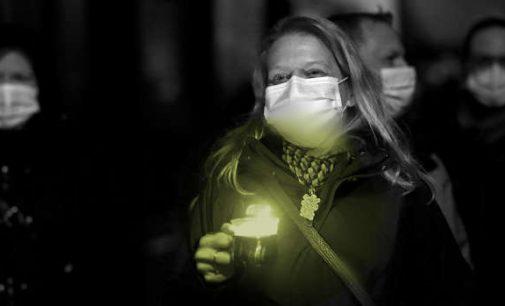 Pandemija pagreitins Kinijos galybės augimą ir gali prisidėti prie ES griūties