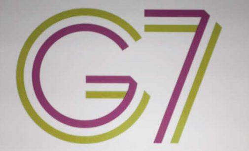 COVID-19 privertė veikti kitaip: G7 žada padėti pasaulio ekonomikai