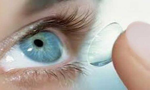 Sukurti kontaktiniai lęšiai ištaisantys daltonizmą