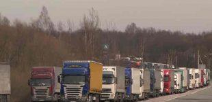 Australijos sunkvežimių vairuotojai žada užblokuoti kiekvieną pagrindinį greitkelį radikaliu anti-izoliacijos streiku