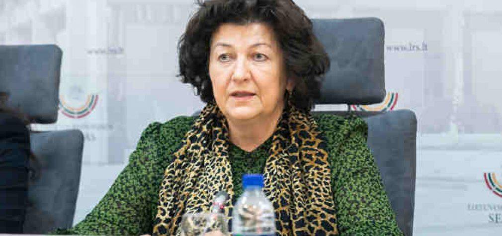 """""""Geriausias vaistas nuo koronaviruso yra ramybė"""", – sako Seimo narė Laimutė Matkevičienė"""