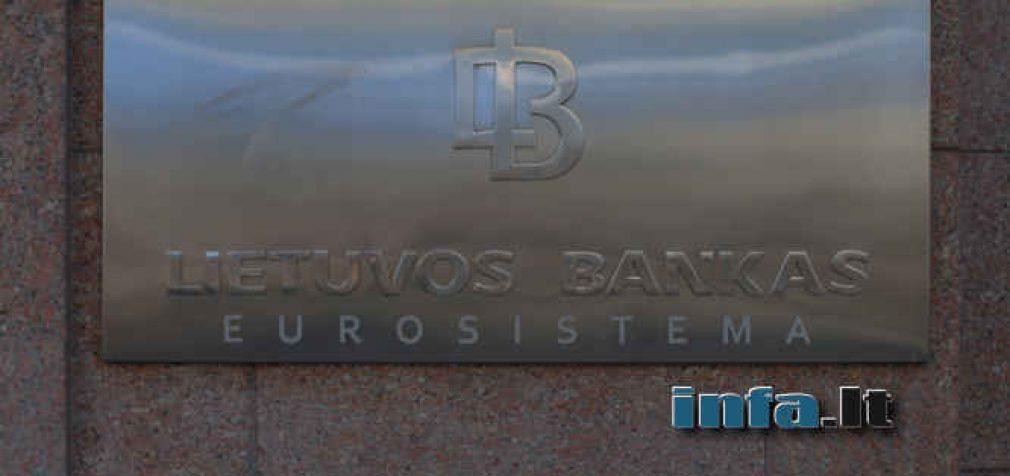 Seimui priėmus pataisas Lietuvos Centrinis bankas galės finansuoti susiduriančias su sunkumais draudimo ir finansų įstaigas