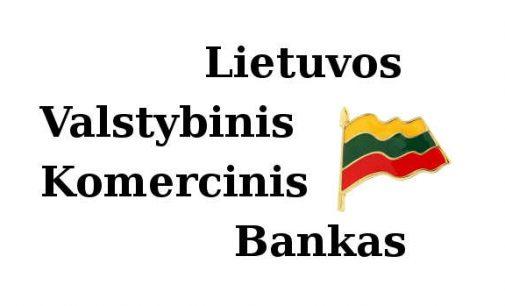 Seime registruotas nutarimo projektas dėl valstybinio komercinio banko steigimo