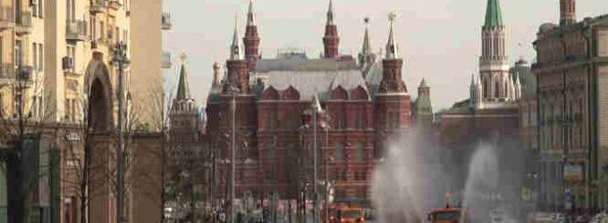 Maskvoje ir Pamaskvėje įvestas namų izoliacijos režimas visiems gyventojams