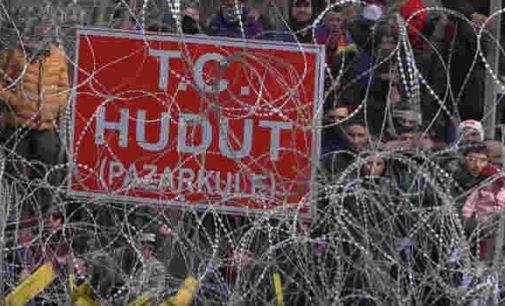 Krizė Graikijoje – migrantai nesitraukia