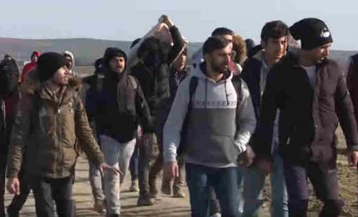 Vengrija: pasienis užrakintas