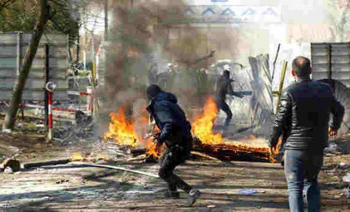Į Graikiją bandė prasibrauti 10 tūkstančių nelegalų