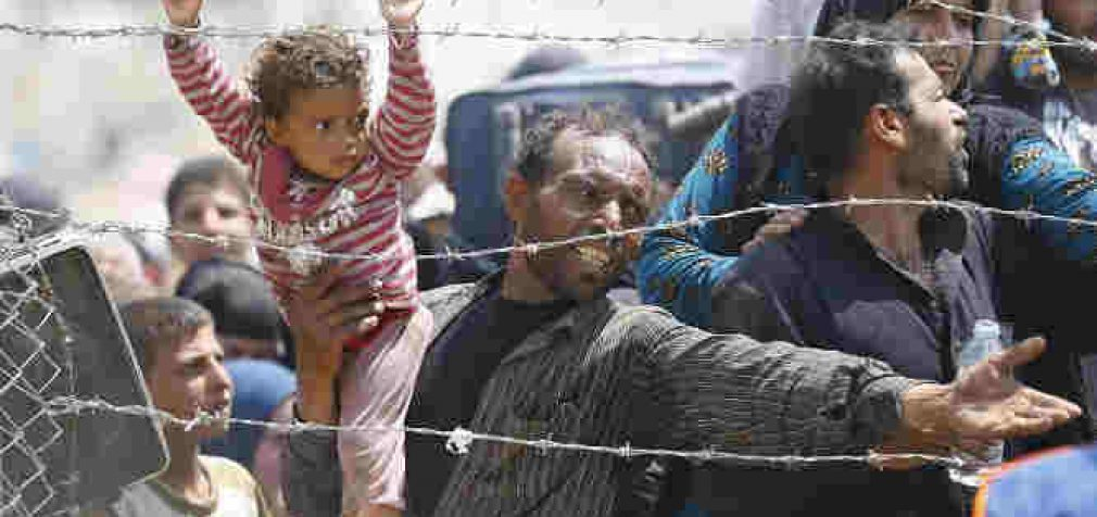 Pabėgėlių lavina, plūstelėjusi į Europą dėl Vakarų įsikišimo Artimuosiuose Rytuose – tai Europos galas?