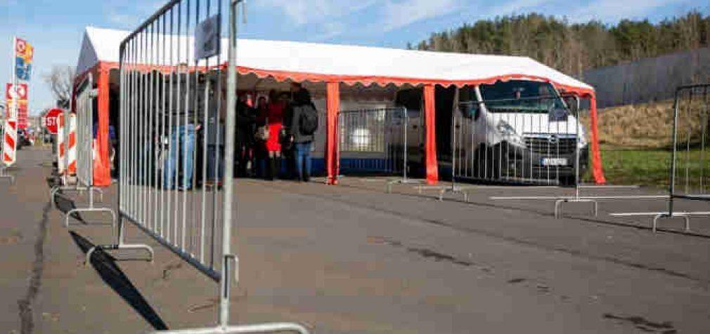 Vilnius pradeda veikti mobilūs koronaviruso tyrimo punktai