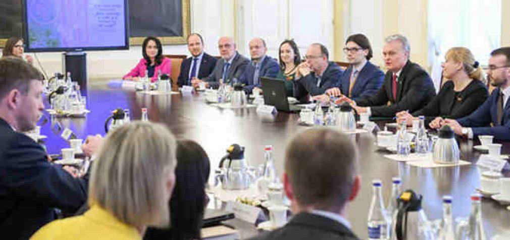 Prezidentas Gitanas Nausėda: Lietuvos mokesčių sistema turi būti teisingesnė