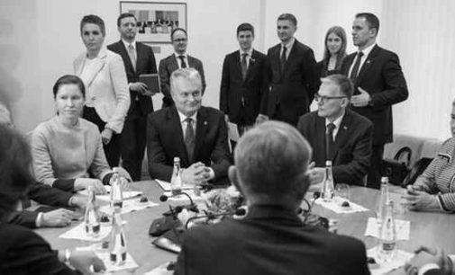 Prezidentas priminė Seimo valdybai apie būtinybę suteikti žvalgybai didesnius įgaliojimus