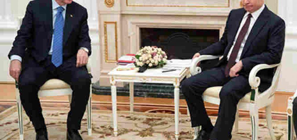 Putinas ir Erdoganas susitarė Sirijos klausimu