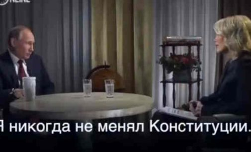 Rusijos Konstitucinis teismas pripažino naujas, Putino kadencijas nurašančias pataisas neprieštaraujančiomis Konstitucijai