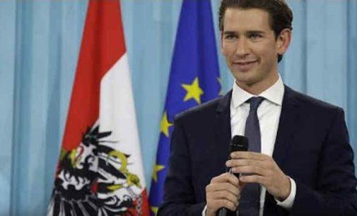 """Austrija ragina ES """"gintis nuo migracijos"""""""