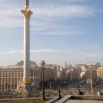 Nepriklausomybės stela Kijeve