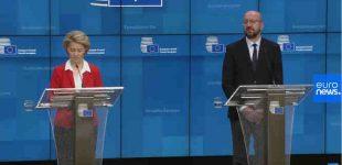 ES 30 dienų užsidaro nuo išorinio pasaulio