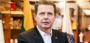 """Seimo narys Aidas Gedvilas: valdančiųjų metodas """"Skaldyk ir valdyk"""" įsibėgėja pilnu tempu"""