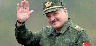 A. Lukašenka paskelbė apie padidintą kariuomenės parengtį ir sienų su Lenkija bei Lietuva uždarymą