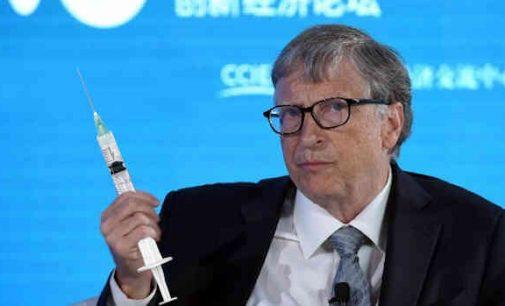 Bilas Geitsas: visiškai panaikinti karantiną galima bus tik po masinės vakcinacijos