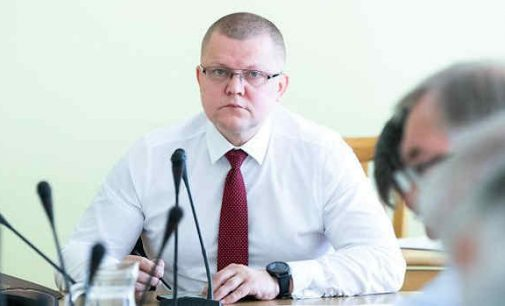Seimo NSGK pirmininkas siūlo pakeisti NSGK sudėtį, pakeičiant G. Landsbergį ir L. Kasčiūną kitais opozicijos atstovais