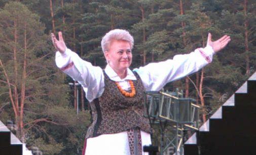 Algimantas Rusteika. Kam vadovauja Dalia Grybauskaitė