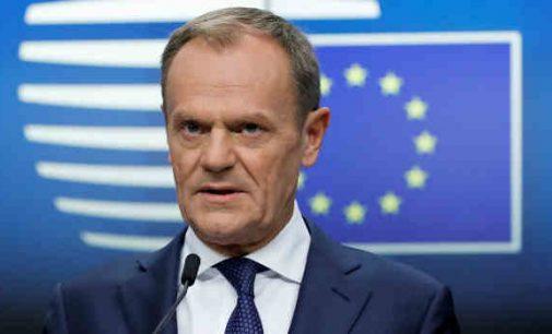 D. Tuskas: Daugiau Europos – mažiau nacionalizmo. Štai sprendimas