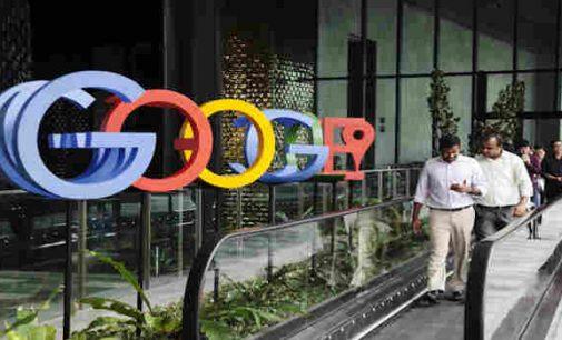 Google kompanijai pateiktas 5 milijardų dolerių ieškinys