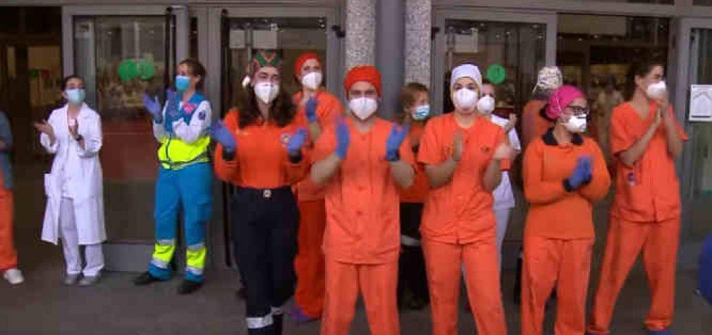 Ispanijoje izoliacijos režimas pratęstas iki gegužės 9 dienos