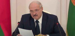 Britanija ir Kanada įvedė sankcijas prieš Lukašenką, o Baltarusija – prieš Lietuvą ir kitas Baltijos šalis