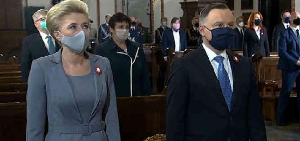 Lenkija rengiasi prezidento rinkimams paštu