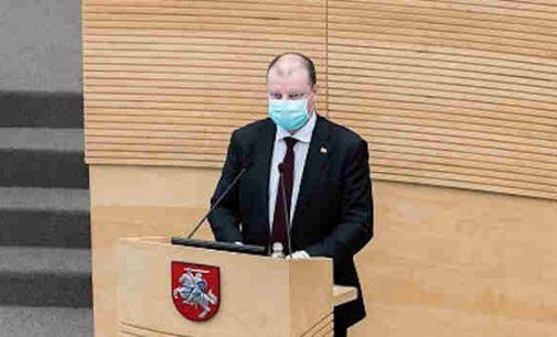 S. Skvernelis papasakojo iš Seimo tribūnos – kiek gero Lietuvai padarė ši valdžia