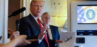 D. Trampas atidėjo G7 aukščiausio lygio susitikimą pareiškęs, kad jo formatas nebeatitinka šiuolaikinio pasaulio realijų