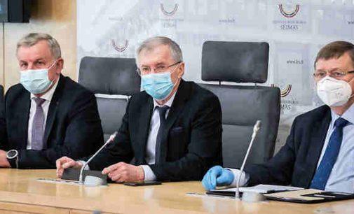 Seimo valdančiosios koalicijos nariai įregistravo siūlymą įteisinti balsavimą internetu. Esą nereikės eiti iš namų pandemijos sąlygomis