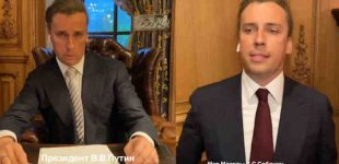 Kremlius pareikalavo pašalinti Maksimo Galkino parodiją apie Putiną – užsikvatosite [video]