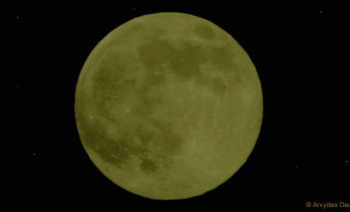Amerikos teisė į Mėnulį