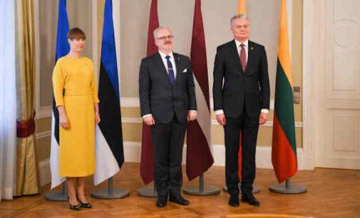 Bendras Baltijos šalių Prezidentų pareiškimas dėl Antrojo pasaulinio karo pabaigos Europoje