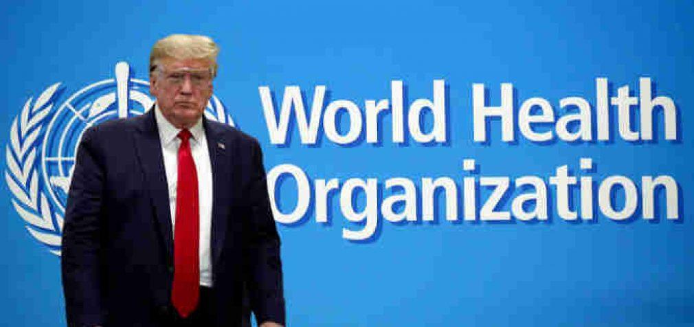 Donaldas Trampas nutarė atnaujinti PSO finansavimą, bet žemesne apimtimi
