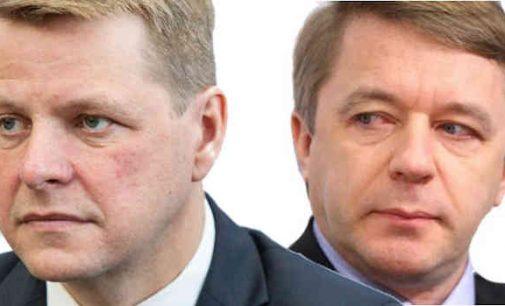 Ramūnas Karbauskis Vilniaus miesto savivaldybės vadovus atvirai įtaria korupcija. Valstiečiai kreipėsi į prokuratūrą