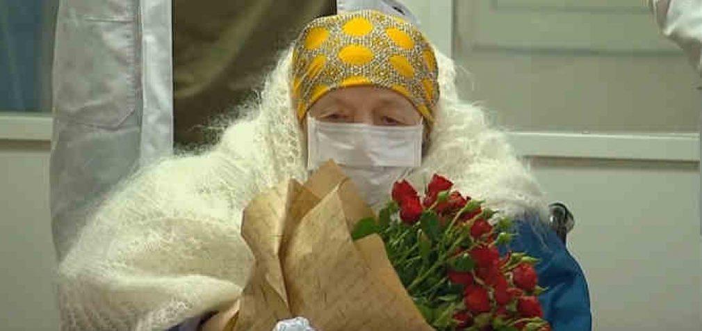 100-metė rusė nugalėjo koronavirusą COVID-19